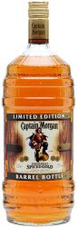 Captain Morgan Spiced Gold Barrel Bottle